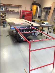 SawStop Industrial Saw